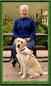 Joyce Williamson Guide Dog for the Blind Foundation press release stories