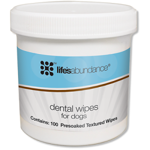 With a few simple swipes of our Dental Wipes, your dog will have a cleaner mouth and fresher breath. Our easy-to-use wipes will simplify your dog's dental care routine. And you can have peace of mind using them because they're completely free from harsh ingredients like parabens and polysorbates, as well as artificial colors and flavors.