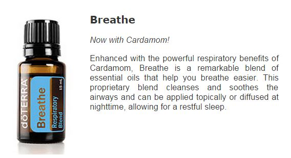 Breathe: Supports Healthy Breathing, Reduces Inflammation