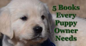 blog five books every puppy owner needs